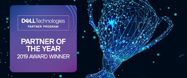 UNICOM Engineering Honored as Recipient of 2019  Dell Technologies OEM Partner of the Year Americas Award