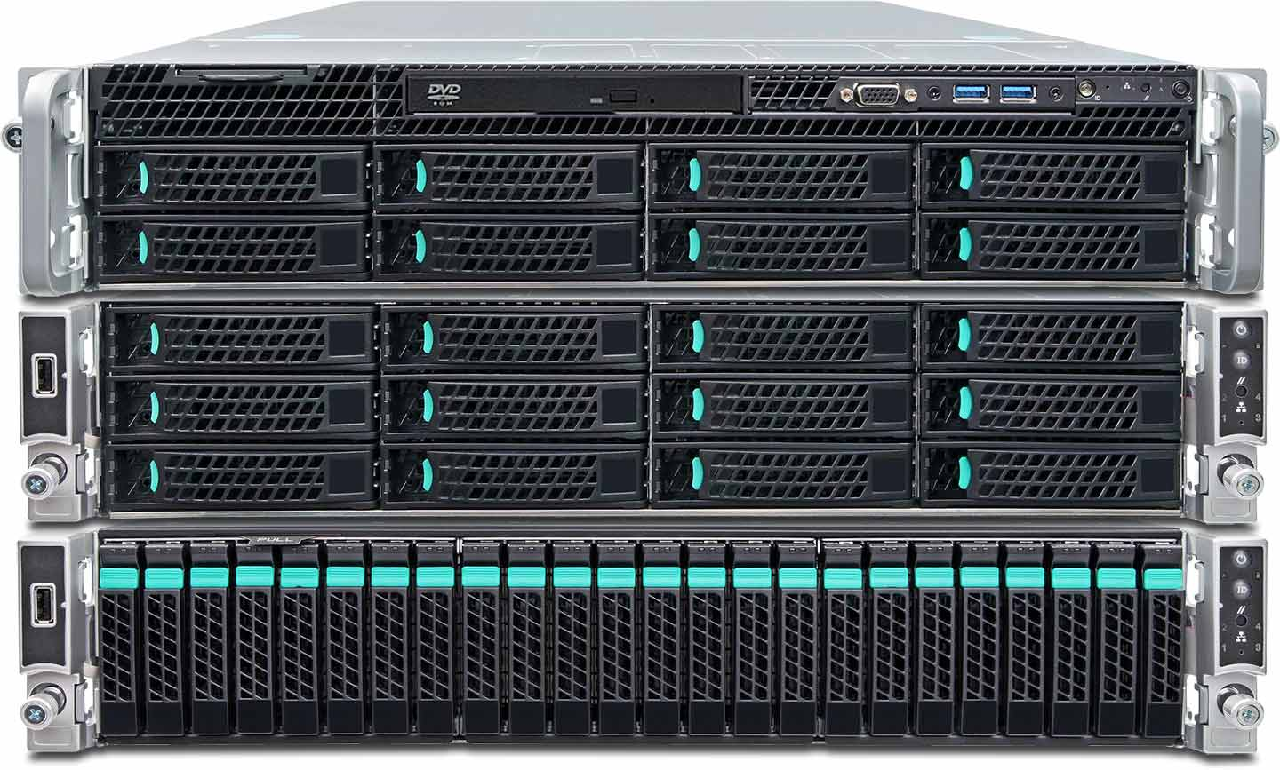 UNICOM Engineering Server Platform - E-2900 R4