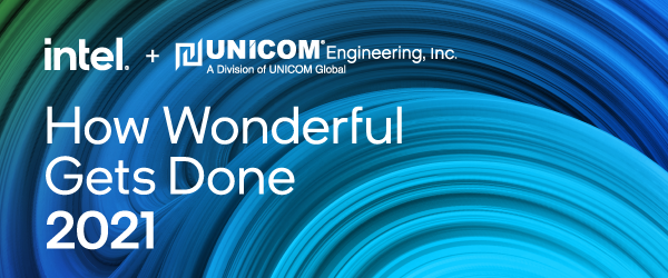 UNICOM Engineering Delivers 3rd Gen Intel Xeon Scalable Processor-Based Servers for Next Gen Infrastructure