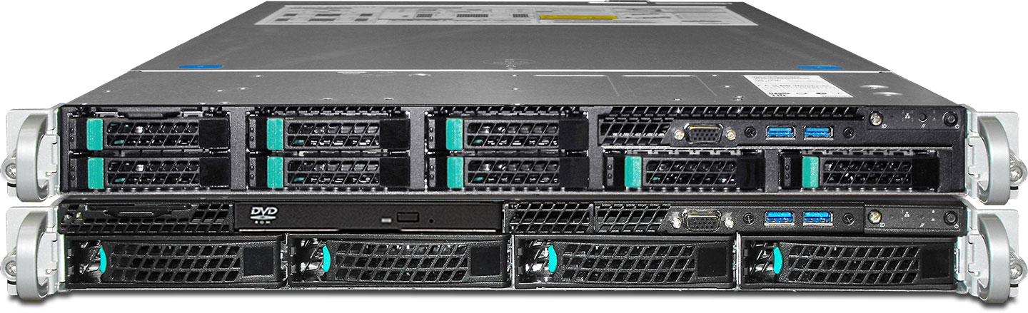 UNICOM Engineering Server Platform - E-1800 R4